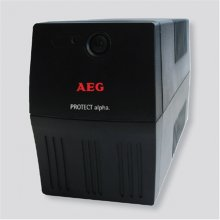 UPS AEG Protect alpha 600 600 VA, 360 W, 280...