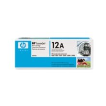 HP Toner Q 2612 A black 12 A