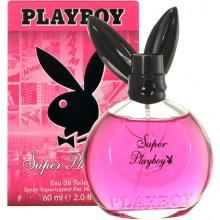 PLAYBOY Super Playboy for Her 60ml - Eau de...