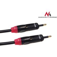 Maclean MCTV-644 optiline Fibre T-T Jack -...