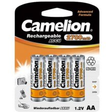 Camelion AA/HR6, 2700 mAh, Rechargeable...