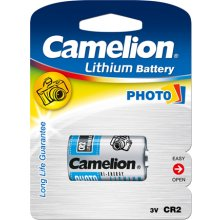 Camelion CR2-BP1R CR2, 850 mAh, liitium, 1...