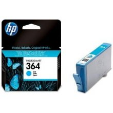HP 364 Cyan Ink Cartridge 364 Ink...