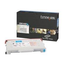 Тонер Lexmark 20K1400 Toner голубой