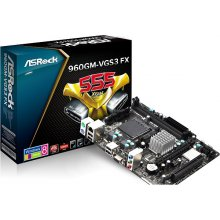 Emaplaat ASRock 960GM-VGS3 FX AMD 3+ AMD...