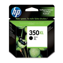 Tooner HP 350XL ink black Vivera (ML)