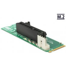 Delock адаптер M.2 Key M male > PCI Express...