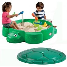 LITTLE TIKES Turtle Sandbox зелёный