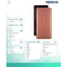 Мобильный телефон NOKIA 5 Dual Sim Copper
