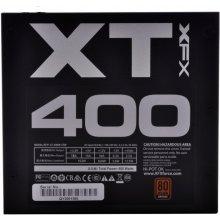 Toiteplokk XFX 400W (80+Bronze) 12cm Lüfter...