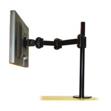 NEWSTAR TV SET ACC DESK MOUNT BLACK/10-26...