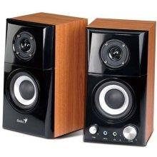 Kõlarid GENIUS 2.0 SP-HF500A 14W, wood