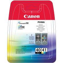 Tooner Canon PG-40/CL-41, Black, Cyan...