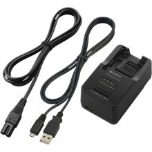 Sony ACC-TRBX, black, Indoor, Lithium-Ion, -...