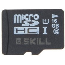 Флешка G.Skill Micro SDHC 16GB Class 10
