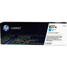HP INC. HP 827A Toner голубой bis zu 32.000...