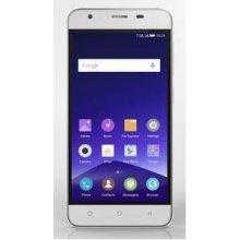 Mobiiltelefon Mobistel Cynus F9 4G hõbedane