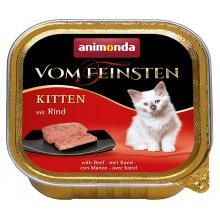 Animonda Vom Feinsten KITTEN loomaliha 100g