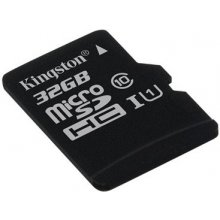 Mälukaart KINGSTON mälu MICRO SDHC 32GB...