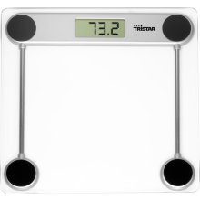 TRISTAR Bathroom scale WG-2421 Maximum...
