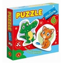 Alexander Puzzle for bab ies Crocodile