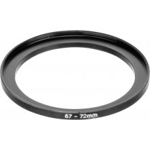 DigiCAP Set Up adapter 72 mm Filter to 67 mm...