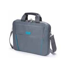 Dicota Slim Case Base 14 - 15.6 grey blue...