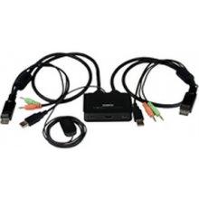 StarTech.com SV211HDUA, USB, USB, HDMI, 1920...