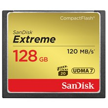 Флешка SanDisk CF CARD 128GB EXTREME