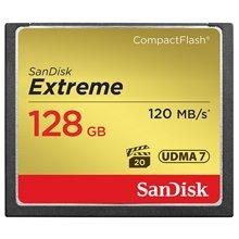 Флешка SanDisk Extreme CF SDCFXSB-128G-G46...
