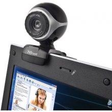 Veebikaamera TRUST Exis must/hõbe