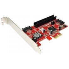 LogiLink PCI Express Schnittstellenkarte 2x...