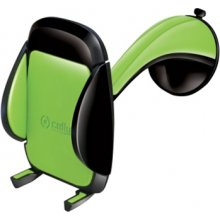 Celly Mobiili autohoidik , чёрный / зелёный