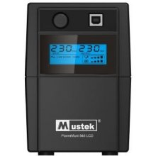 ИБП MUSTEK PowerMust 848 LCD (850VA), Line...