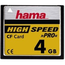 Флешка Hama Compact-Flash Karte 4GB