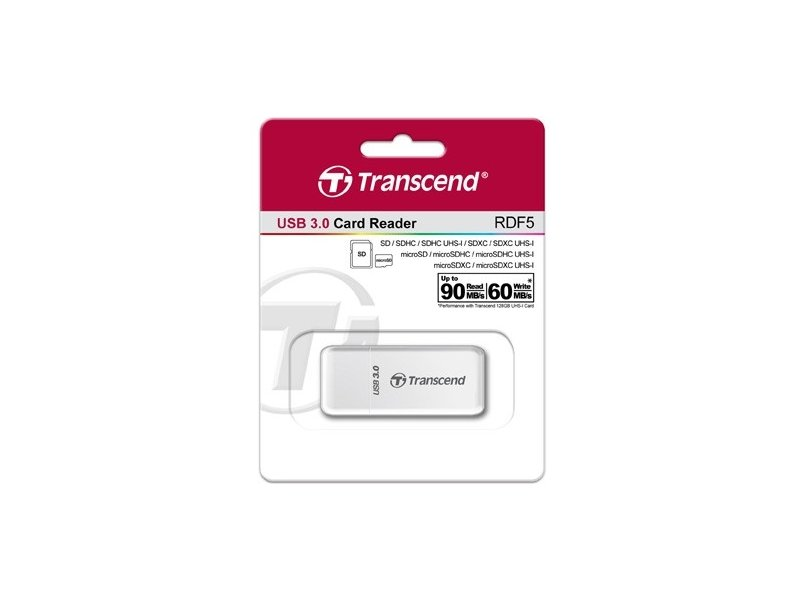 TRANSCEND CARD READER rdf5w UHS I USB 3.0