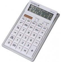 Калькулятор Olympia LCD-3112 белый