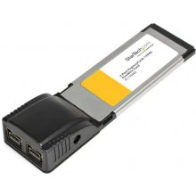 StarTech.com EC1394B2, ExpressCard, Black...