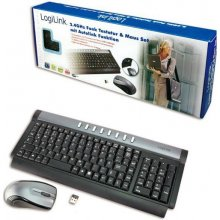 Klaviatuur LogiLink /Maus Kombination
