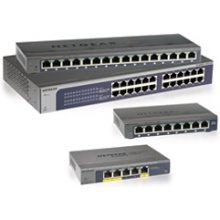 NETGEAR ProSafe Plus 5-Port Gigabit Switch...