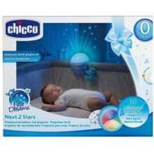 CHICCO The projector for crib blue