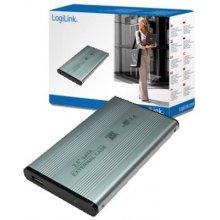 LogiLink Enclosure 2.5 inch S-ATA HDD USB...