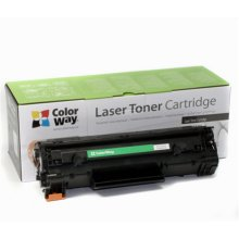 Tooner ColorWay Toner Cartridge, Black...