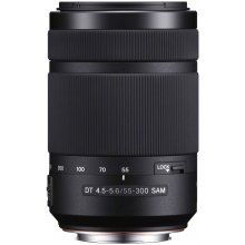 Sony DT 55-300mm f/4.5-5.6 Zoom, SLR, 9/12...
