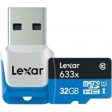 Mälukaart Lexar 32GB microSDHC 32 GB, Class...