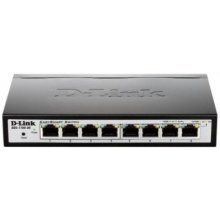 D-LINK DGS-1100-08, Managed, IEEE 802.1p...