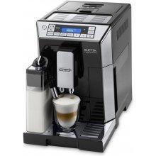 Kohvimasin DELONGHI ECAM 45.766.B must