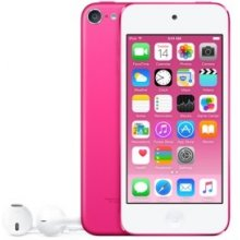 Apple iPod touch 32GB - розовый MKHQ2RP