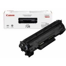 Tooner Canon CRG-728 Cartridge Black
