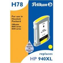 Тонер Pelikan Tinte жёлтый (940XL)